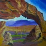 An Arch in the Desert
