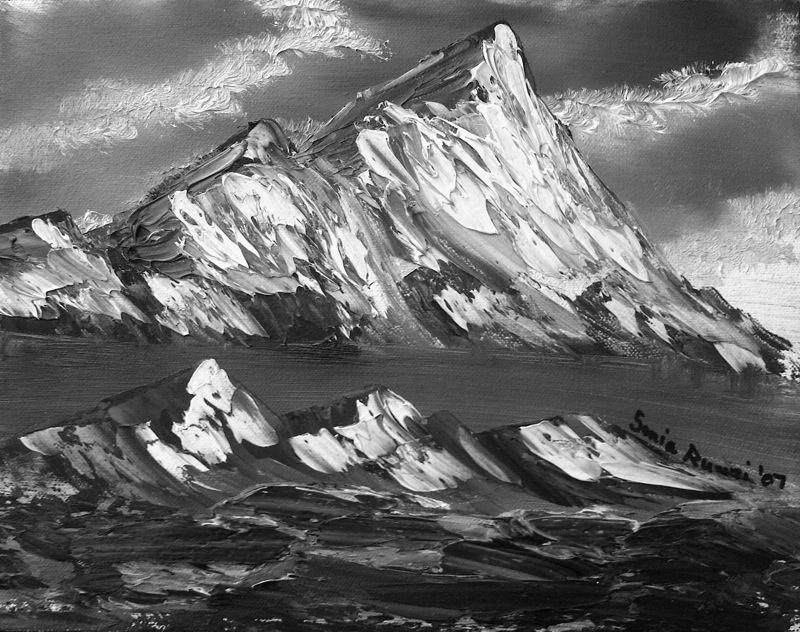 Winter Majesty in the Sierras