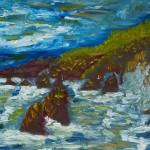 Tumble of the Ocean